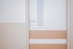 محافظ پی وی سی دیوار و درب طرح ایمن گارد