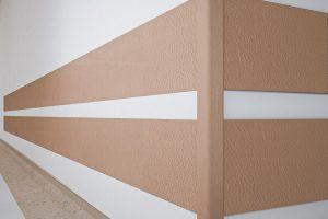 محافظ کنج زاویه های متغیر دیوار مدل ایمن گارد